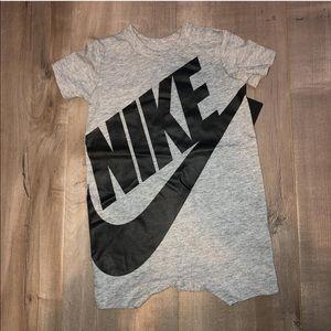 NWT Nike onesie 6/9m